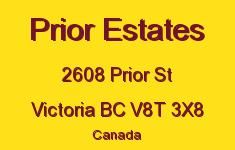 Prior Estates 2608 Prior V8T 3X8