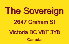 The Sovereign 2647 Graham V8T 3Y8