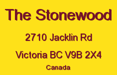 The Stonewood 2710 Jacklin V9B 2X4