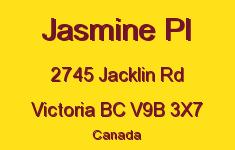 Jasmine Pl 2745 Jacklin V9B 3X7