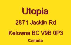 Utopia 2871 Jacklin V9B 0P3