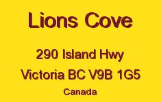 Lions Cove 290 Island V9B 1G5