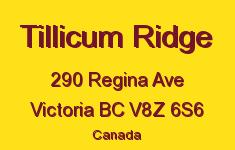 Tillicum Ridge 290 Regina V8Z 6S6
