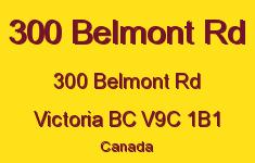 300 Belmont Rd 300 Belmont V9C 1B1