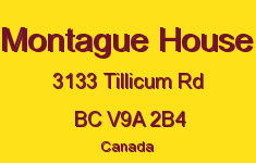 Montague House 3133 Tillicum V9A 2B4