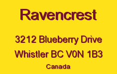 Ravencrest 3212 BLUEBERRY V0N 1B3