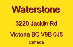 Waterstone 3220 Jacklin V9B 0J5