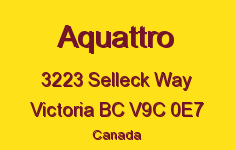 Aquattro 3223 Selleck V9C 0E7
