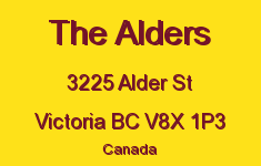 The Alders 3225 Alder V8X 1P3