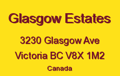 Glasgow Estates 3230 Glasgow V8X 1M2