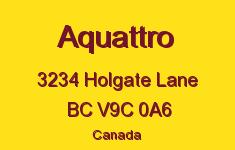 Aquattro 3234 Holgate V9C 0A6