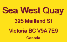 Sea West Quay 325 Maitland V9A 7E9
