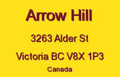 Arrow Hill 3263 Alder V8X 1P3