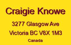 Craigie Knowe 3277 Glasgow V8X 1M3