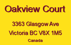 Oakview Court 3363 Glasgow V8X 1M5