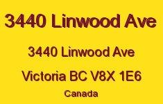 3440 Linwood Ave 3440 Linwood V8X 1E6