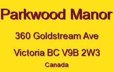 Parkwood Manor 360 Goldstream V9B 2W3
