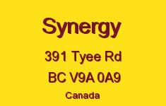 Synergy 391 Tyee V9A 0A9