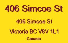 406 Simcoe St 406 Simcoe V8V 1L1