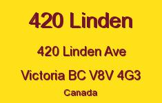 420 Linden 420 Linden V8V 4G3