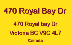 470 Royal Bay Dr 470 Royal Bay V9C 4L7