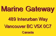 Marine Gateway 489 INTERURBAN V5X 0C7