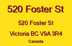 520 Foster 520 Foster V9A 3R4