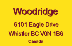 Woodridge 6101 EAGLE V0N 1B6