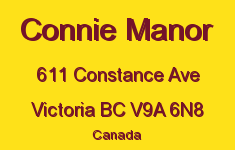 Connie Manor 611 Constance V9A 6N8