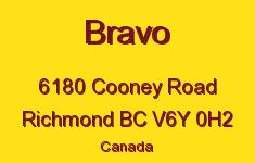 Bravo 6180 COONEY V6Y 0H2