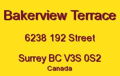 Bakerview Terrace 6238 192 V3S 0S2