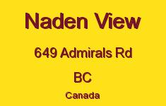 Naden View 649 Admirals