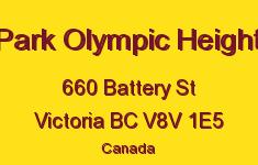 Park Olympic Height 660 Battery V8V 1E5