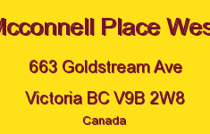 Mcconnell Place West 663 Goldstream V9B 2W8
