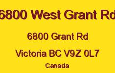 6800 West Grant Rd 6800 Grant V9Z 0L7