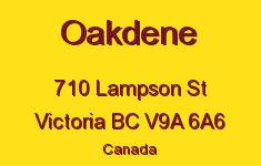 Oakdene 710 Lampson V9A 6A6