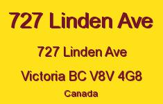 727 Linden Ave 727 Linden V8V 4G8