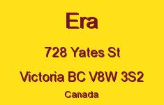 Era 728 Yates V8W 3S2