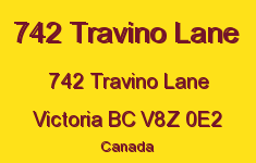 742 Travino Lane 742 Travino V8Z 0E2