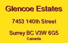 Glencoe Estates 7453 140TH V3W 6G5
