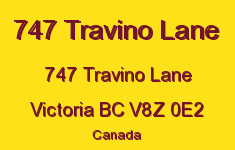 747 Travino Lane 747 Travino V8Z 0E2