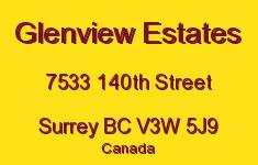 Glenview Estates 7533 140TH V3W 5J9
