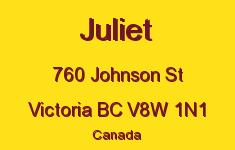 Juliet 760 Johnson V8W 1N1
