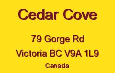 Cedar Cove 79 Gorge V9A 1L9