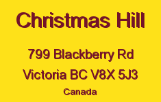 Christmas Hill 799 Blackberry V8X 5J3