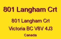 801 Langham Crt 801 Langham V8V 4J3