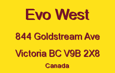 Evo West 844 Goldstream V9B 2X8