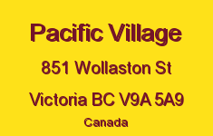 Pacific Village 851 Wollaston V9A 5A9