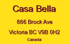 Casa Bella 866 Brock V9B 0H2