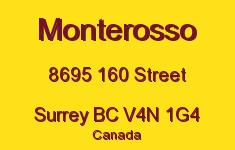Monterosso 8695 160 V4N 1G4